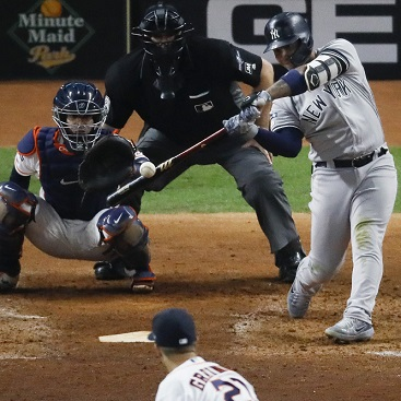 ALCS Yankees Astros Baseball