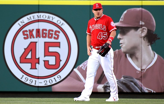 Los Angeles Angels v. Seattle Mariners